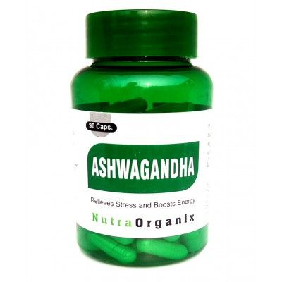 Pure Organic Ashwagandha Capsules For Immune Boosting In Bulk