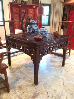 Chinese style table.  Free delivery