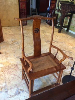 Chinese style chairs, set of 2. Free delivery