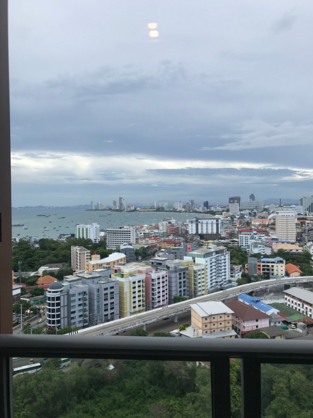 Unixx South Pattaya - 1 Bedroom for rent 20th FL. North Side
