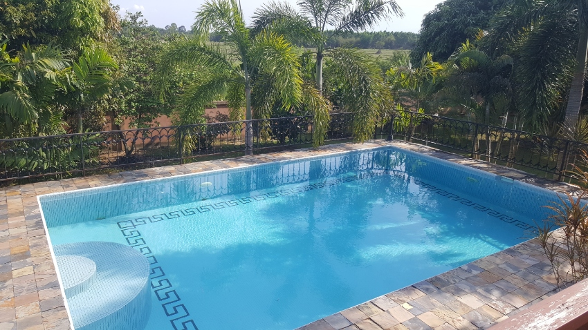 Huay Yai - raised country house for sale.  Quiet & desirable location