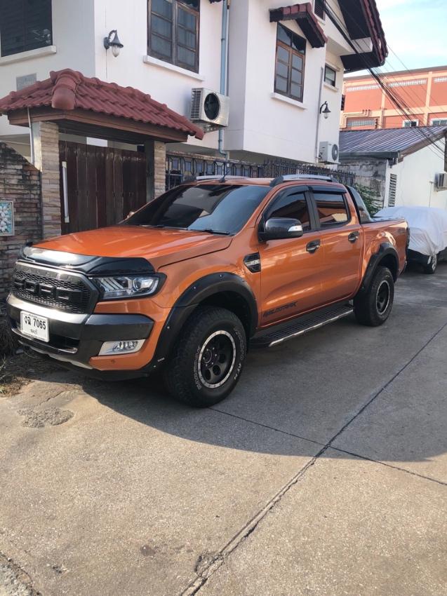 Ford Ranger 3.2 4*4 2017