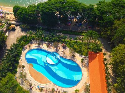 Pratamnak  Exclusive  Majestic View, Private Beach Access For Sale