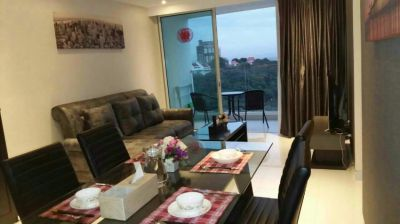 Cheapest 2 Beds@Amari Residences Sea View