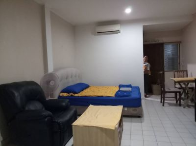 To Rent at 3th floor a 40 M² Condo 193DAH at Baan Suan Lalana