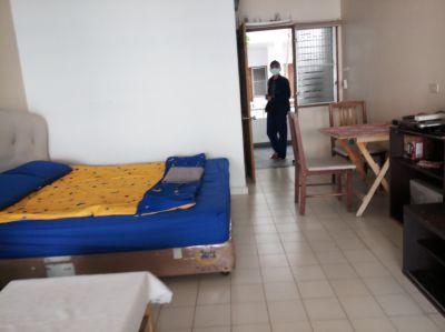 To Rent at 3th floor a 40 M² Condo 193DAH at Baan Suan Lalana
