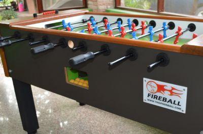 Fireball Foosball Tables. Waterproof. 28,000 Free Shipping!