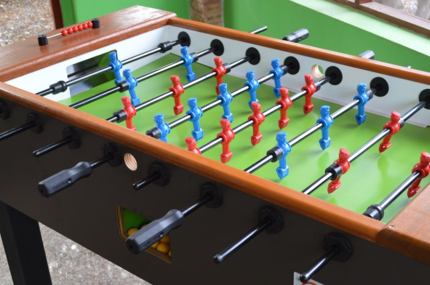 Fireball Foosball Tables. 28,000 Free Shipping!