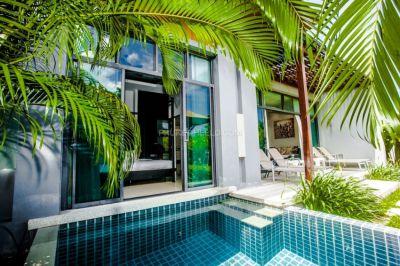 3 bedrooms Villa Phoenix Nai Harn for rent