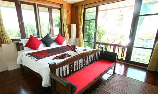 LUXURY 4 BEDROOM POOL VILLA FOR SALE IN KOH PHANGAN