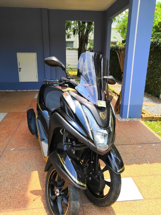 Yamaha Tricity Special Edition