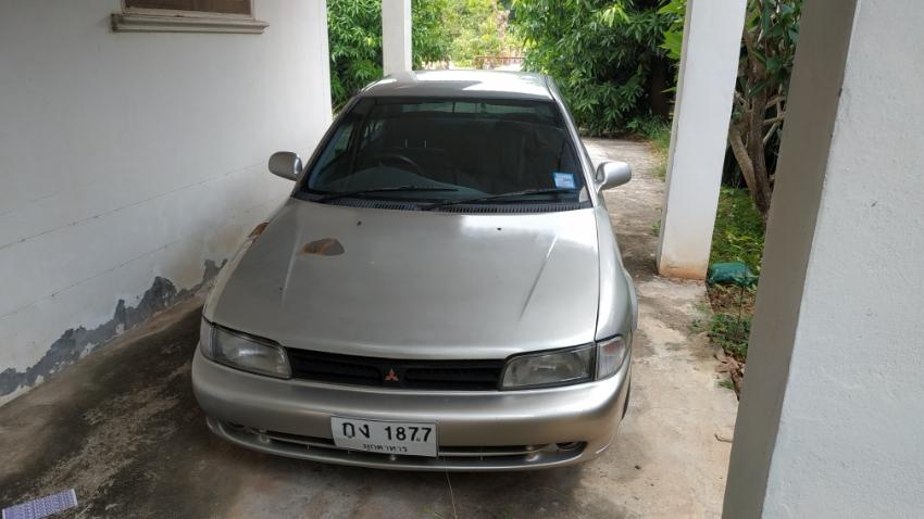 Mitsubishi Lancer 1993, 1.6. GLX i.