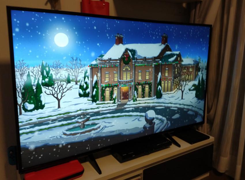 Panasonic 55 inch 4k Smart TV