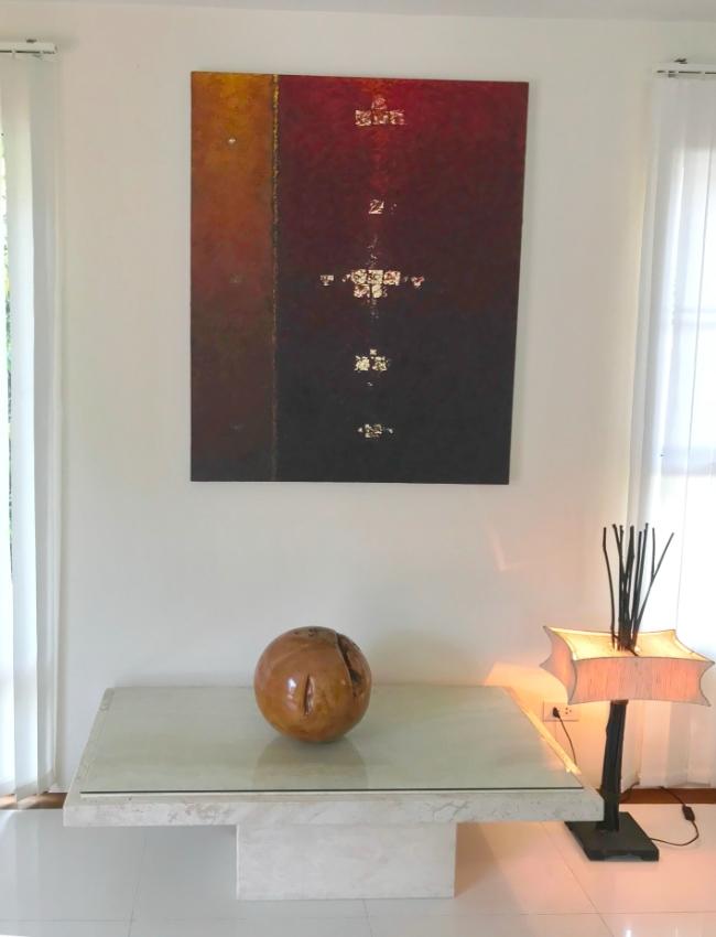 Paint Art 1 m / 1m 30 - ฿8000 (phuket)