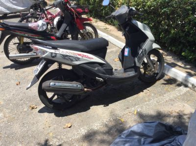 Yamaha mio 2007. 1 owner. No accidents or problems