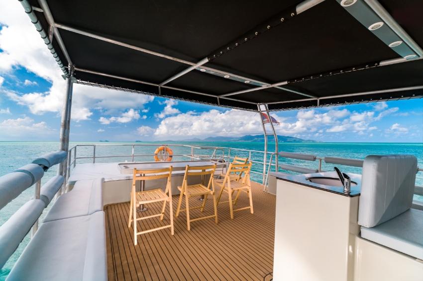 Aluminium Power Catamaran 40FT for sale