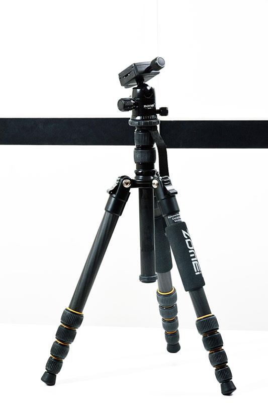 Zomei Q666 Professional Travel Camera Tripod Monopod
