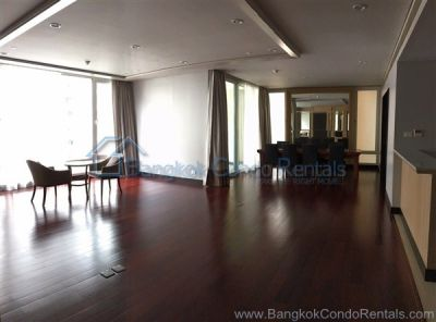 The Park Chidlom for rent 3 bedrooms 258 sqm BTS Chidlom
