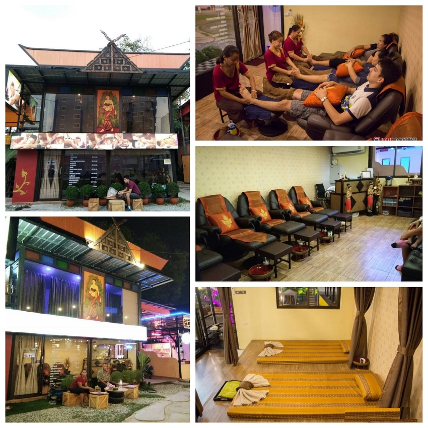 Pattaya Center 2 Floor Massage Business for Sale
