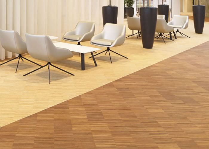 Stock clearance Wood bamboo floor