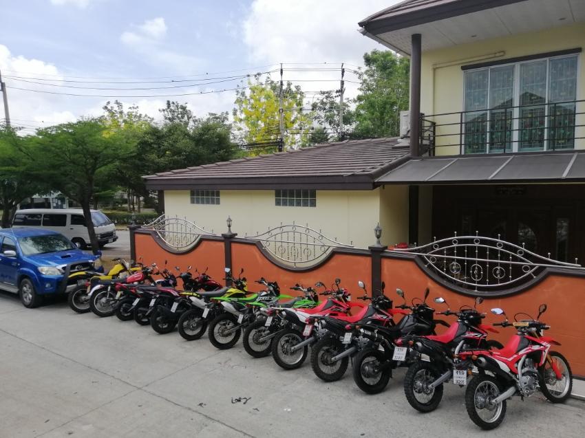 Bike rental by PP Bikes rental Bangkok