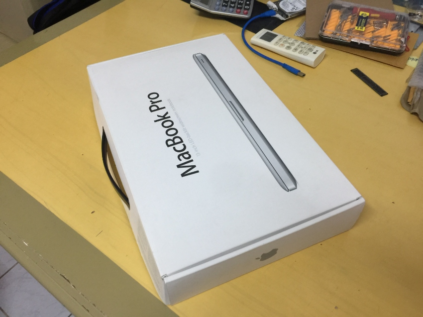 APPLE MacBook Pro 13 (Mid 2012) Core i5 2.5GHz , MAC OS SIERRA , OFFIC