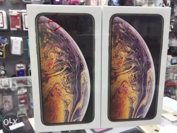 Brand New Apple iPhone XS Max 6.5