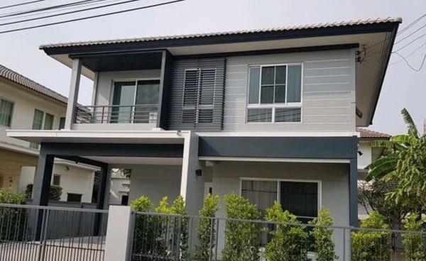 (เช่า) FOR RENT SIVALEE BANGNA KM.13 / 3 beds 3 baths / **45,000**