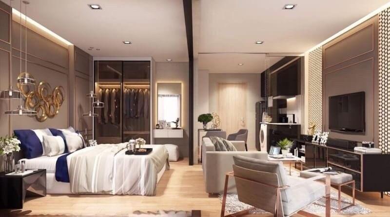 Sale Down payment - Altitue Define Condominium for sale (Samyan area)