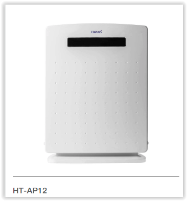 HATARI Air Purifier เครื่องฟอกอากาศ รุ่น HT-AP12
