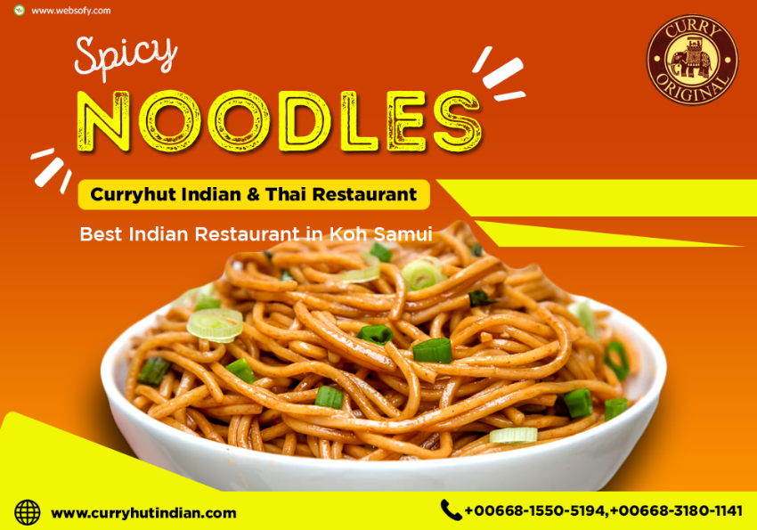 Indian Restaurant in Chaweng Beach | Curryhut Indian