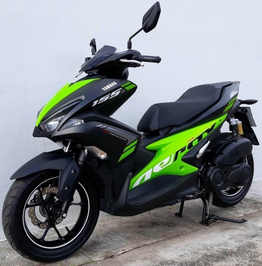Yamaha Earox 155 Rent start 3.000 ฿/Month