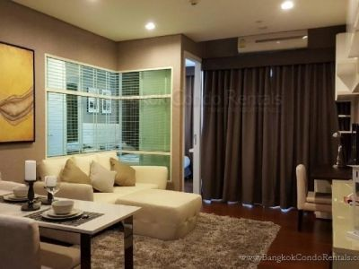 IVY Thonglor  for rent 1 bedroom 43 sqm  BTS Thonglor