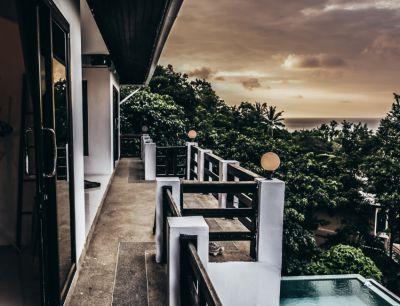 Spectacular 3 Pool Floor Villa, Koh Tao