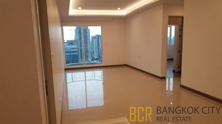 Supalai Elite Surawong Luxury Condo High Floor 2 Bedroom Corner Unit