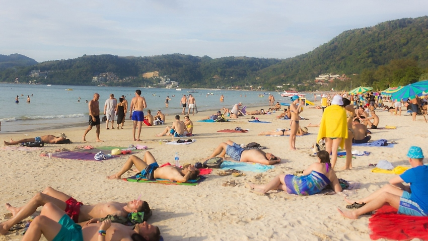 Guesthouse 50 Meters from Patong Beach