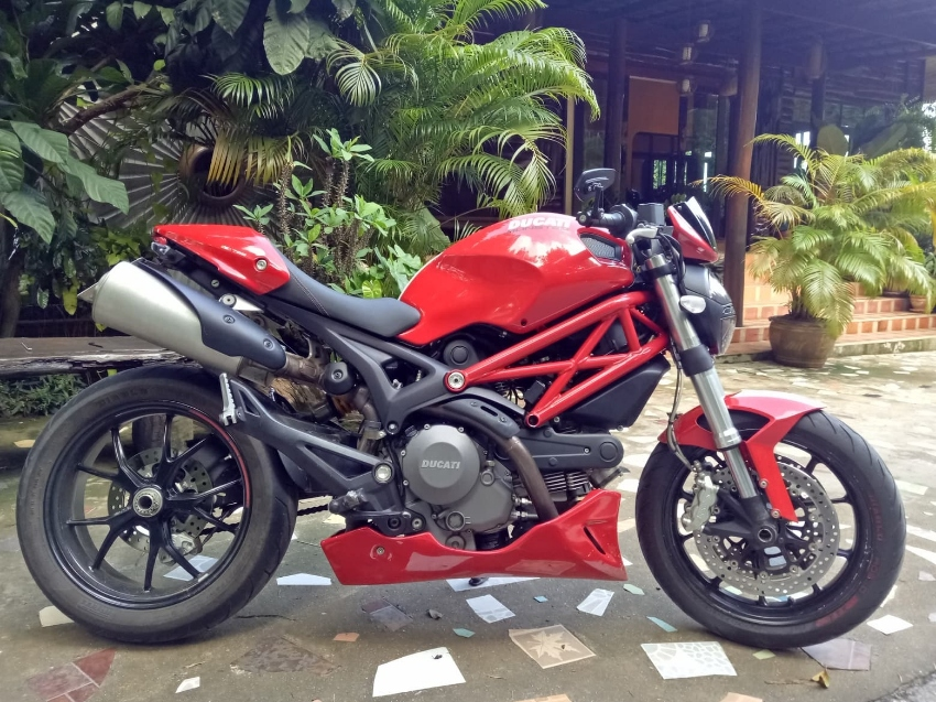 Monster 796 ABS year 2015