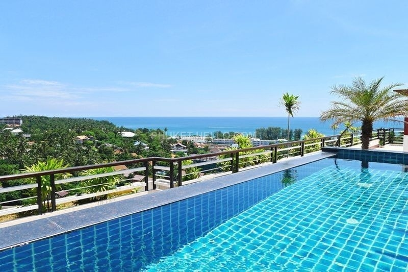 1 bedroom Sea and Sky Karon apartment for rent