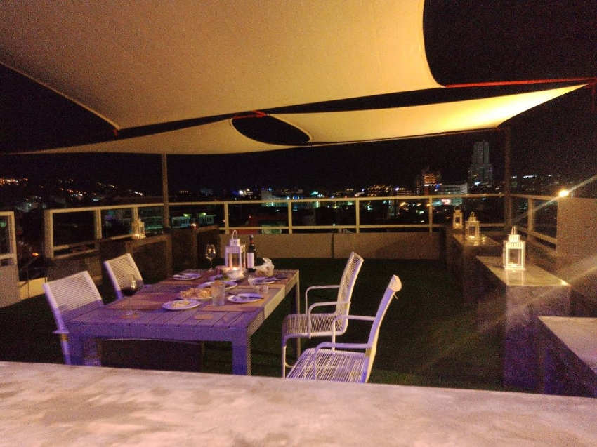 Roof top bar and restaurant for rent Patong, Phuket