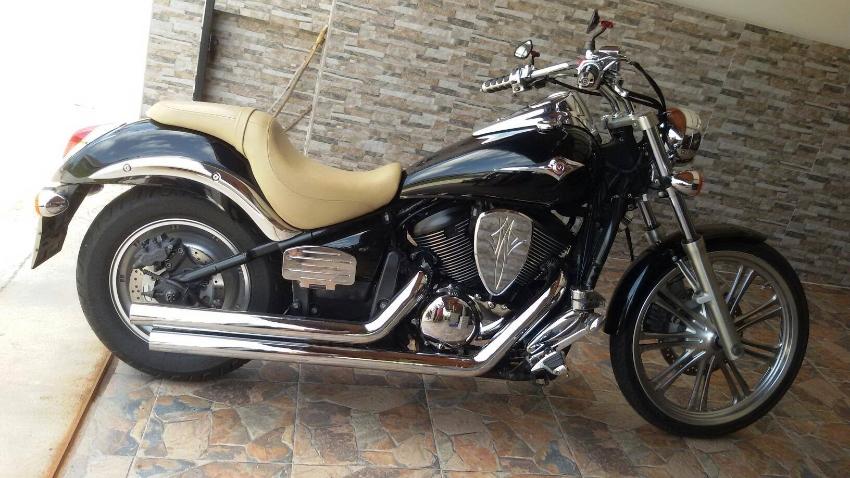 MOTORCYCLE Kawasaki Vulcan 900