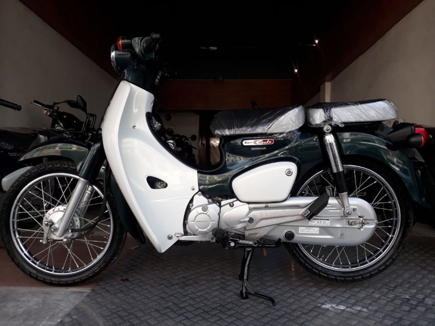 Honda Super Cub cash/installment