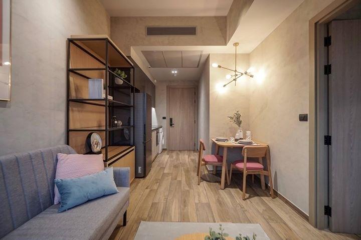For Rent The Lofts Asoke Condominium, located in Sukhumvit 21 Rd