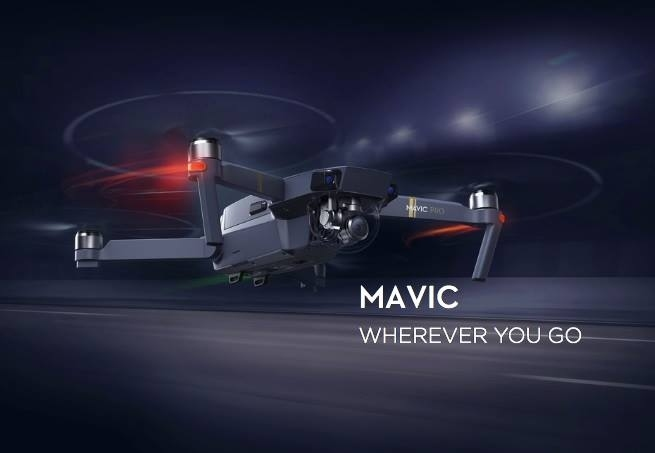 DJi Mavic Pro Combo same New