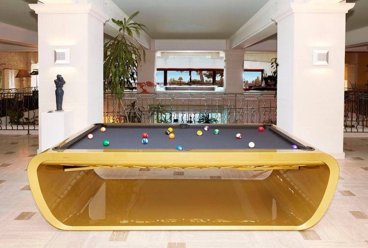 Luxury Pool Tables Modern Design