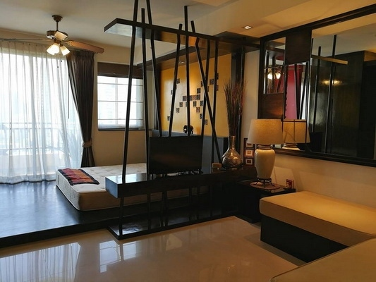 (เช่า) FOR RENT SUPALAI ORIENTAL SATHORN-SUANPLU / Studio / **18,000**