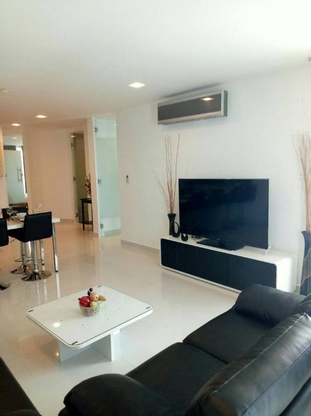 Condominium for rent North Pattaya, Naklua. Close to Wongamat Beach.