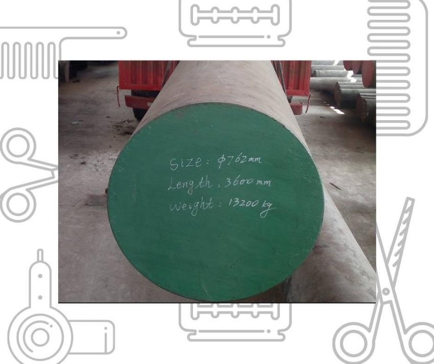 40Cr/ 40X/ SCR440/ 41Cr4/ 5140 forging steel – round bar no.1 quality