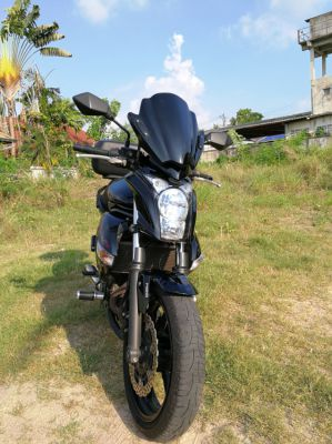 Kawasaki ER-6N ABS, low mileage, very good condition, trade in OK