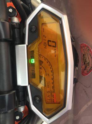 Kawasaki Z1000 special edition 2013