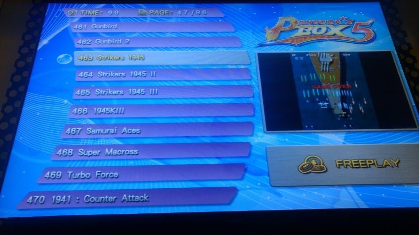 Arcade machine - 960+ games - New Pre-order price 65k on next bacth